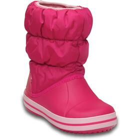 Crocs Winter Puff Stivali Bambino, rosa